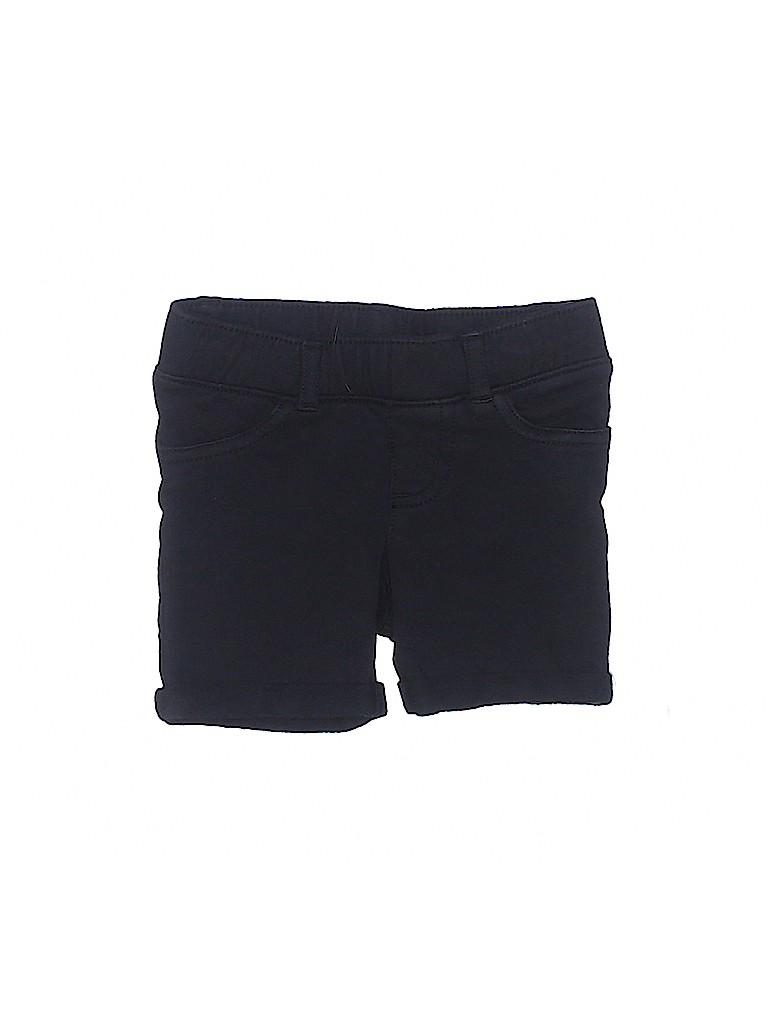 Jumping Beans Girls Denim Shorts Size 2T