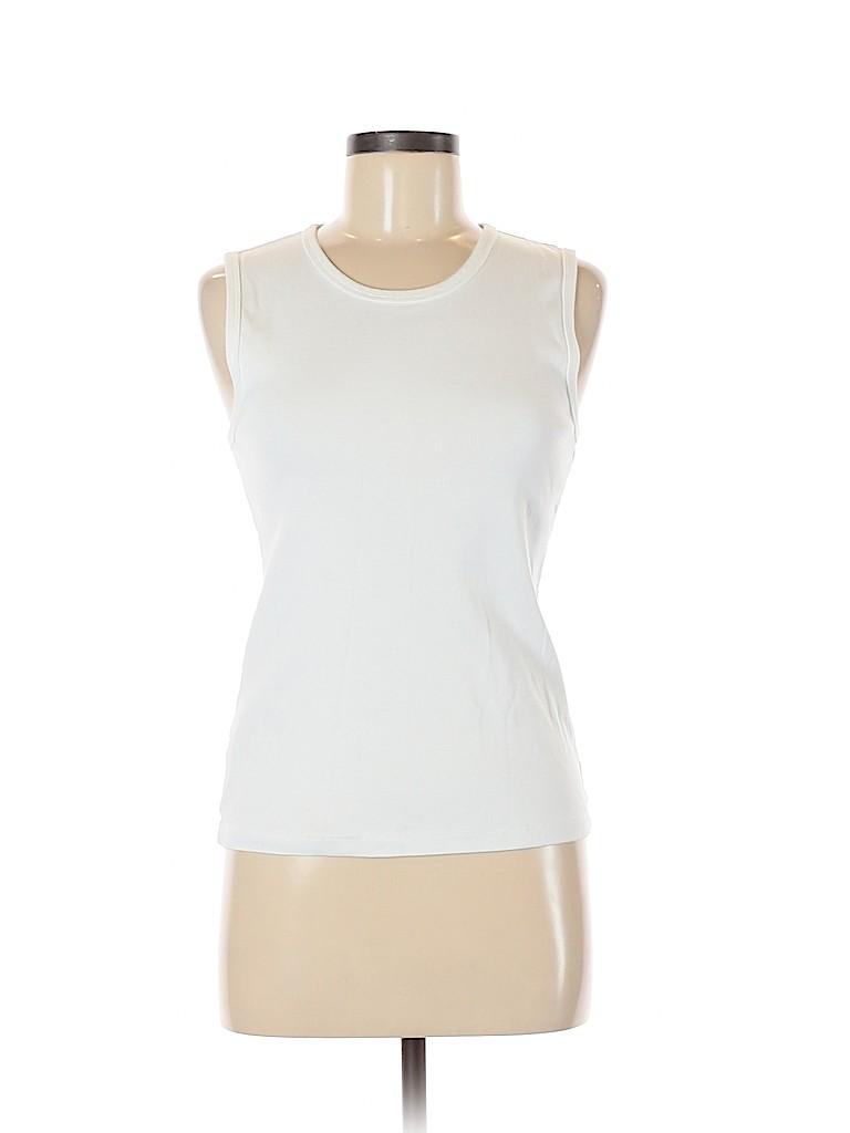 J. Crew Women Sleeveless T-Shirt Size M