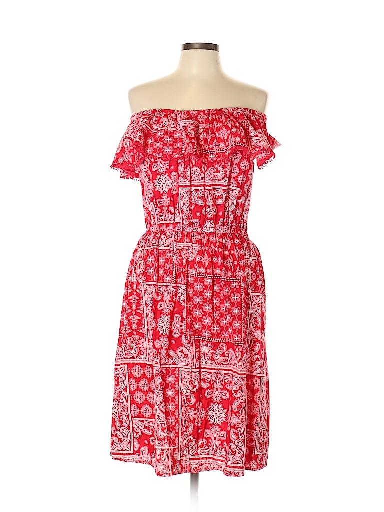 Faded Glory Women Casual Dress Size 12 - 14