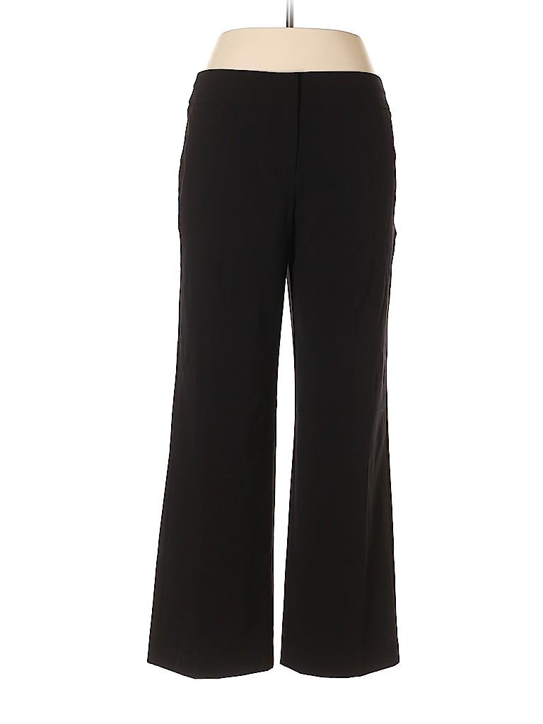 George Women Dress Pants Size 12 (Petite)