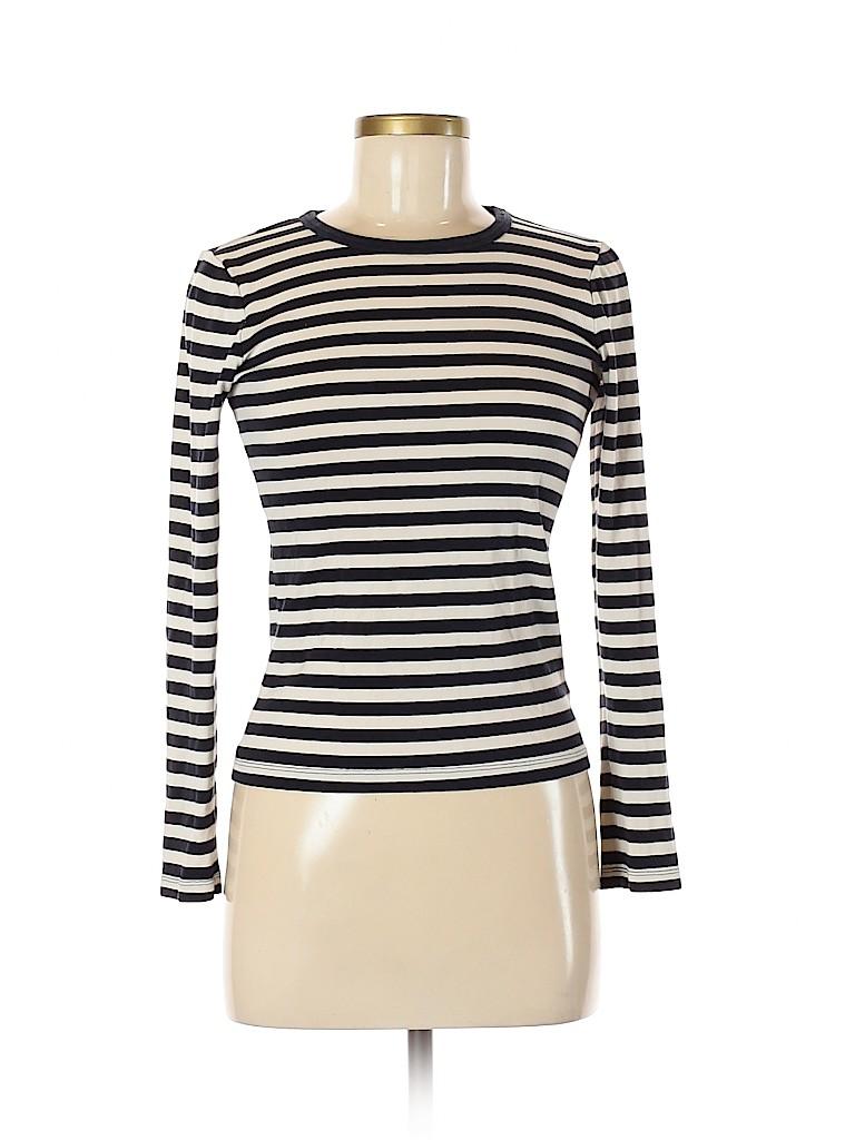 Joe Fresh Women Long Sleeve T-Shirt Size XS