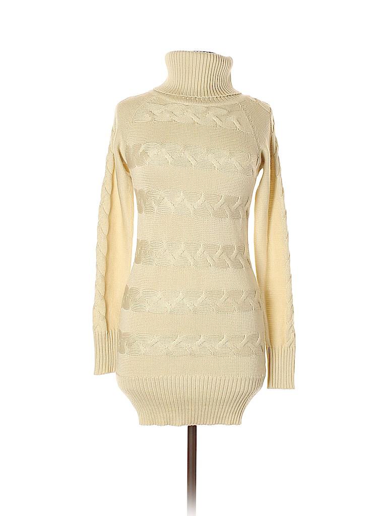 P. Luca Milano Women Casual Dress Size M