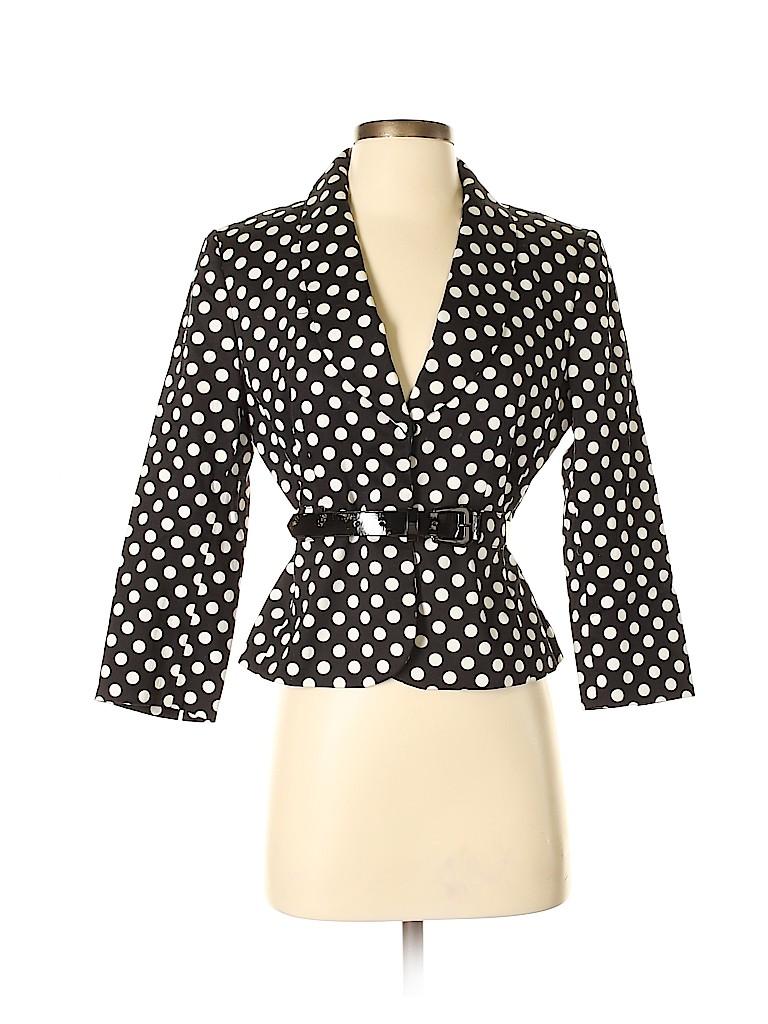 Tahari Women Blazer Size 4 (Petite)
