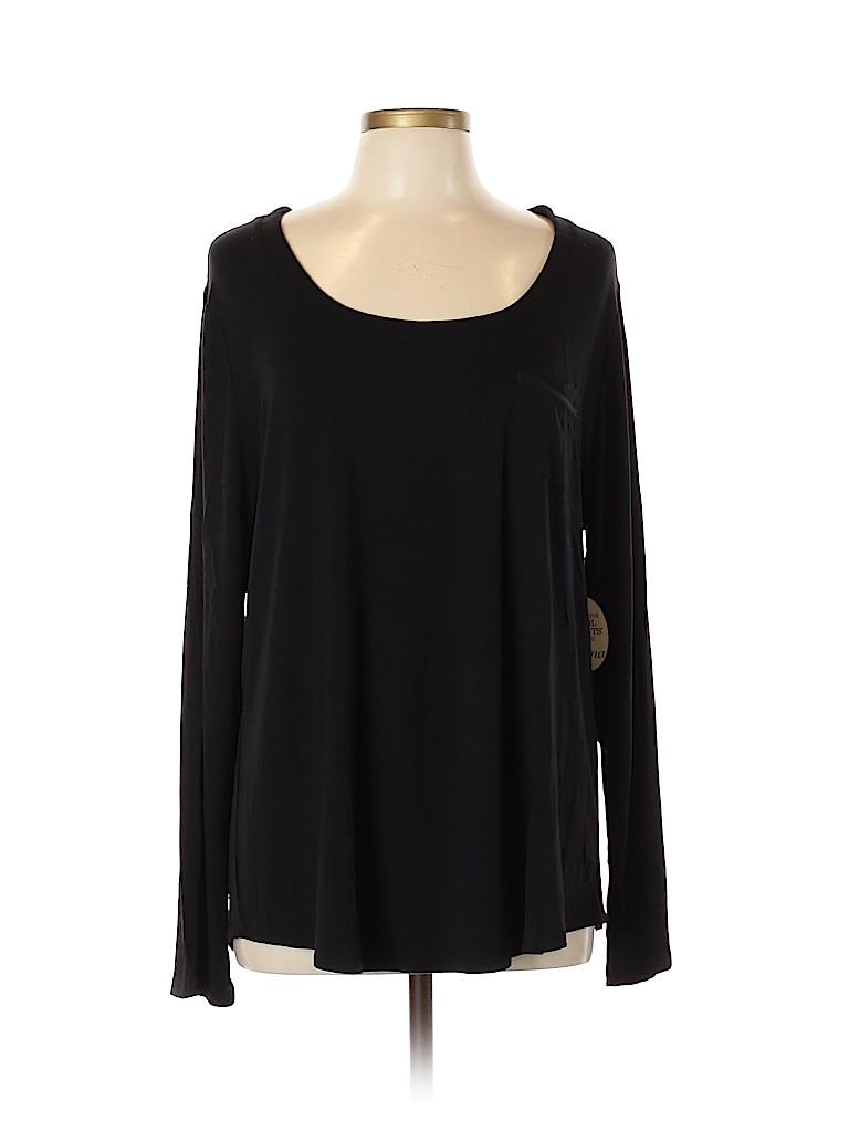 Soma Women Long Sleeve T-Shirt Size XL