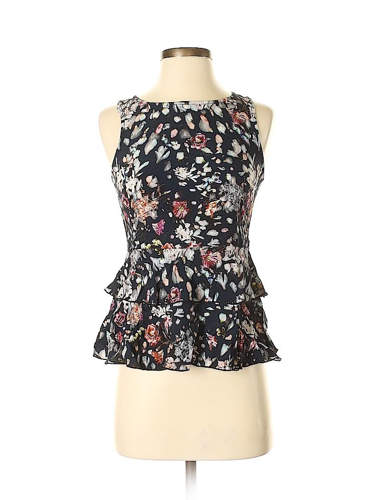 Willow & Clay Women Sleeveless Blouse Size XS