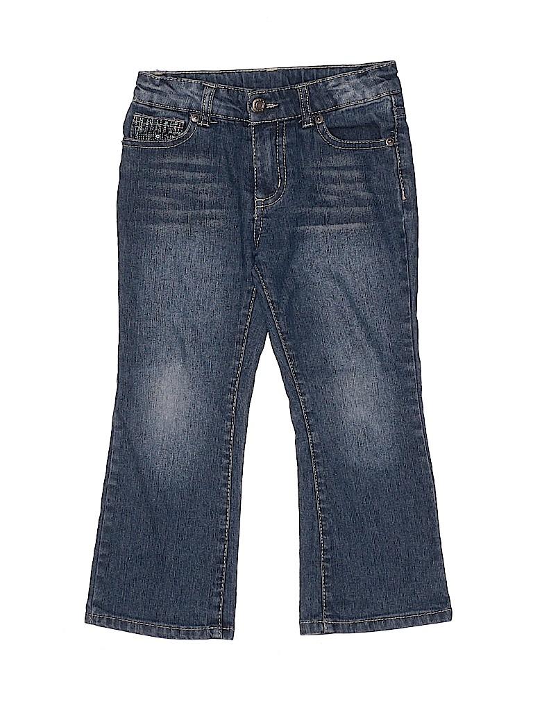 Arizona Jean Company Girls Jeans Size 4T