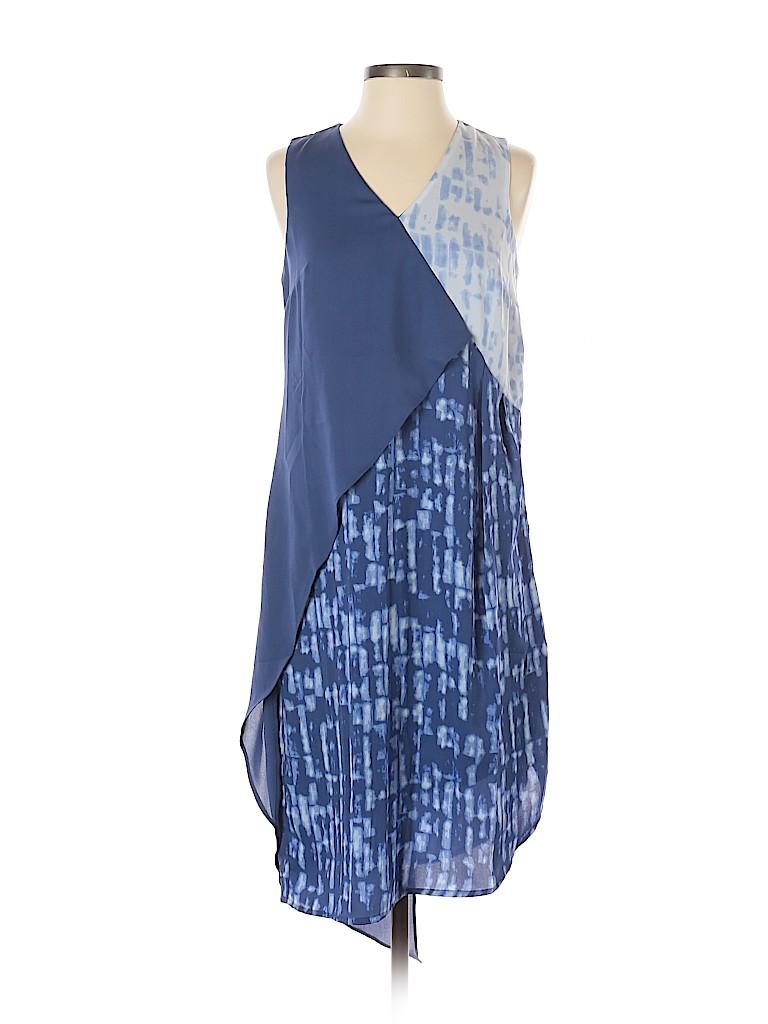 H By Halston Women Casual Dress Size 2