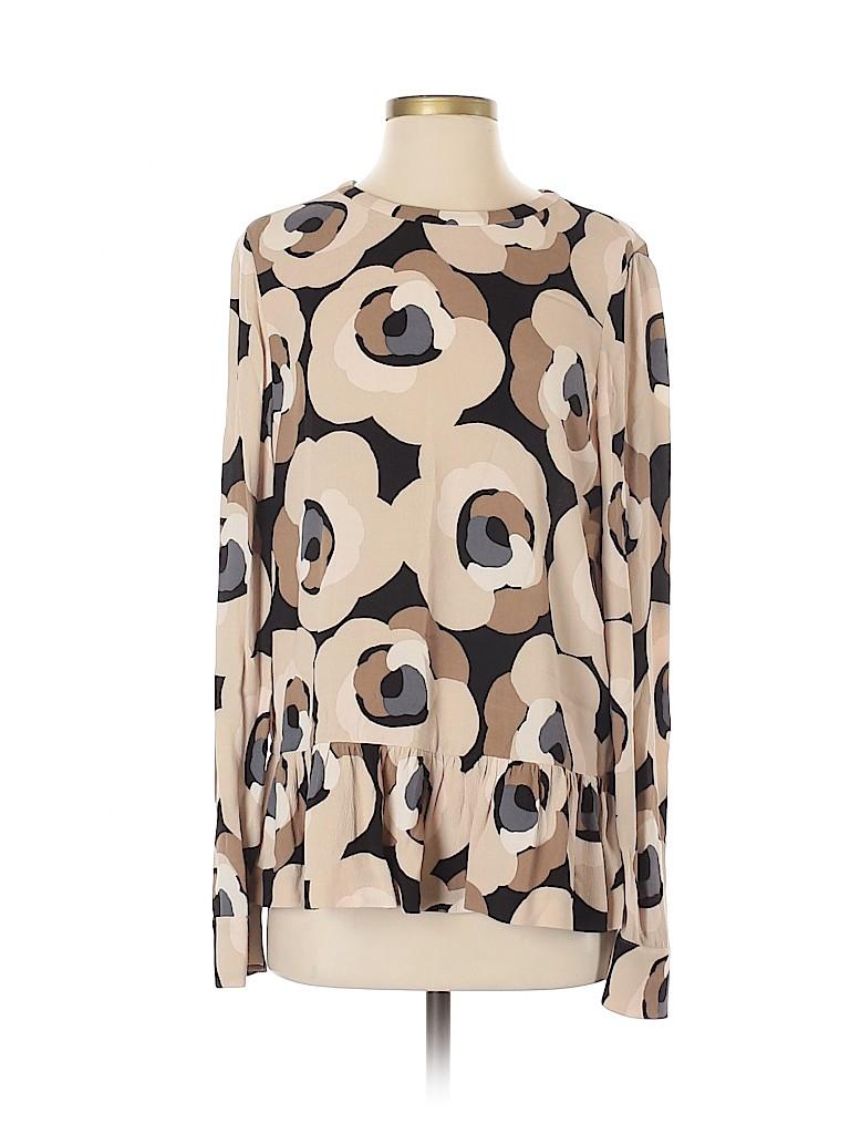 Kate Spade New York Women Long Sleeve Blouse Size 4