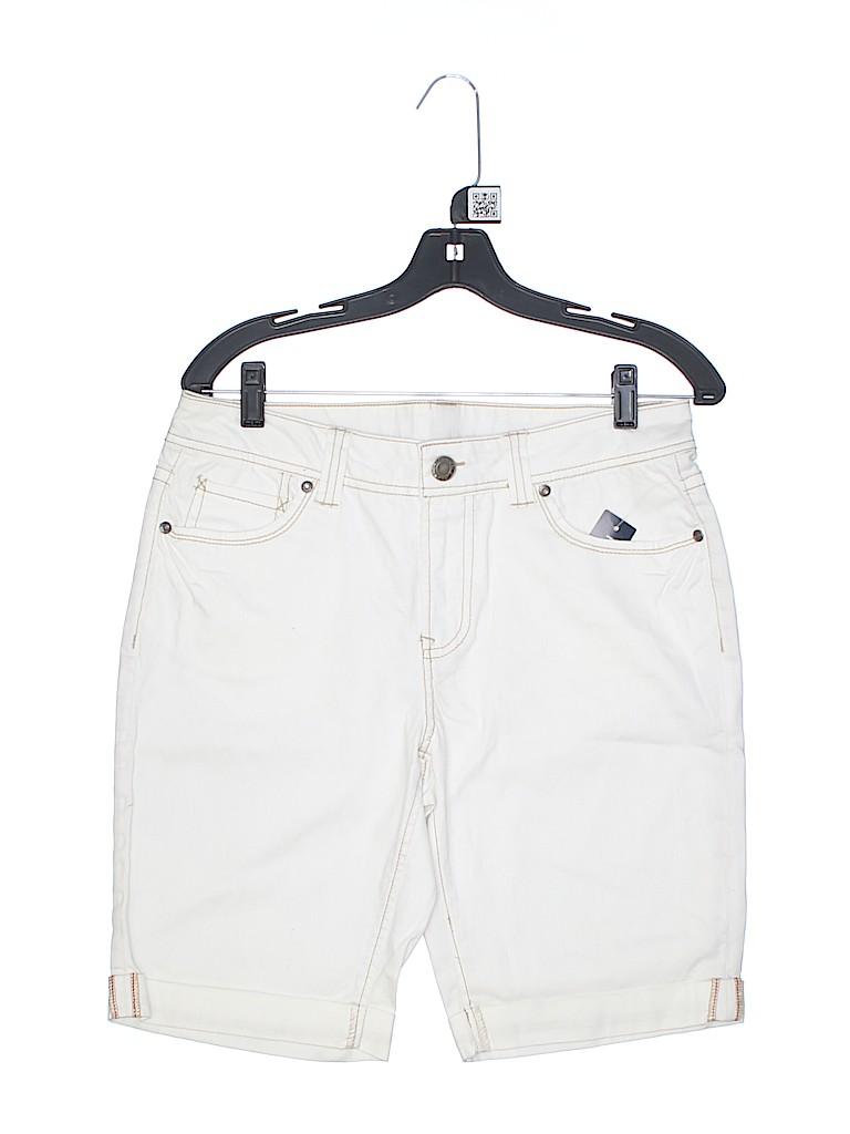 Faded Glory Women Denim Shorts Size 10