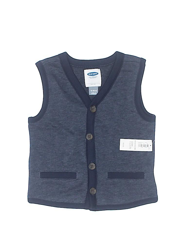 Old Navy Boys Vest Size 12-18 mo