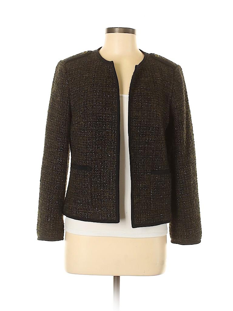 Talbots Women Jacket Size 8 (Petite)