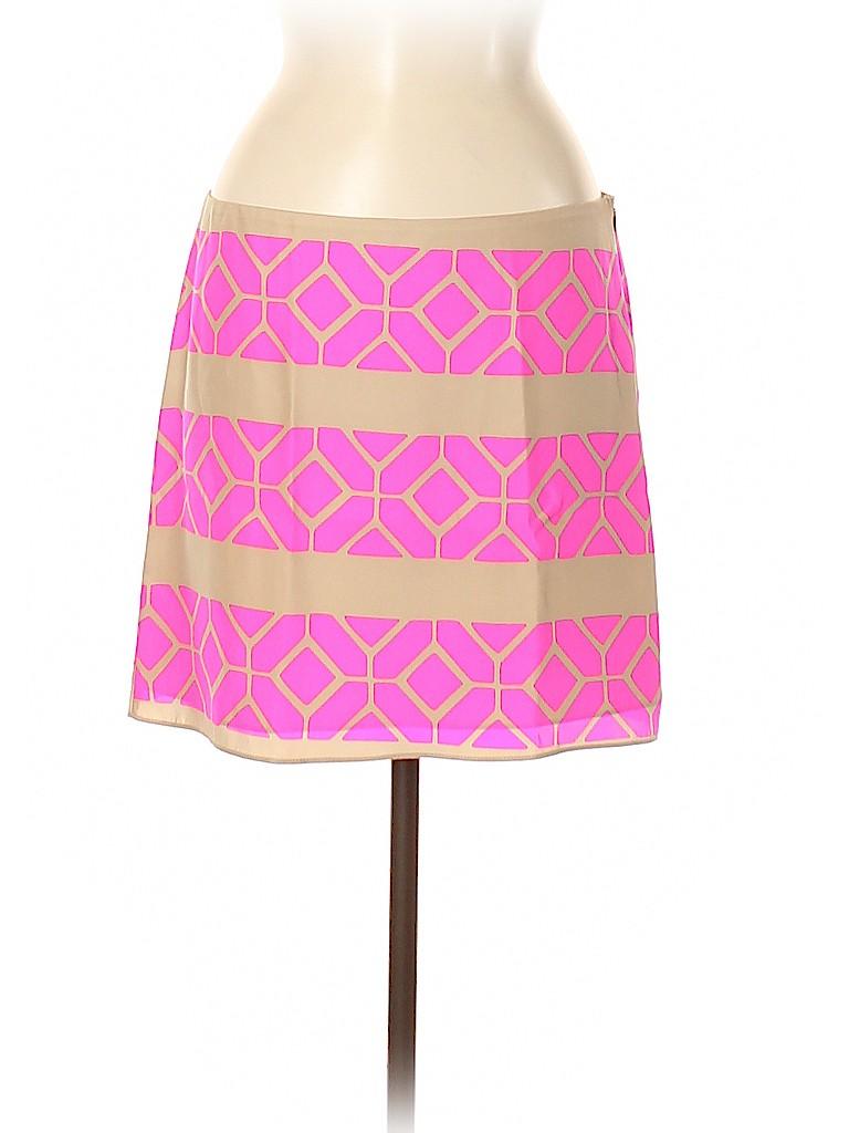 Alice & Trixie Women Silk Skirt Size M