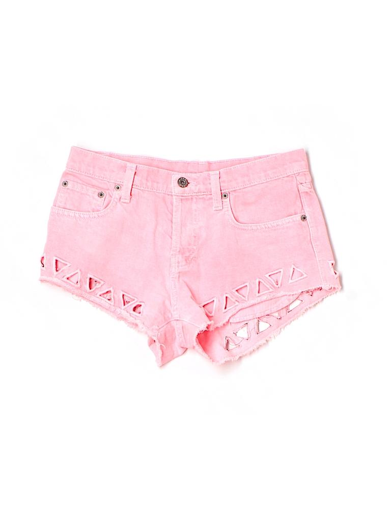 Car Mar Women Denim Shorts 27 Waist