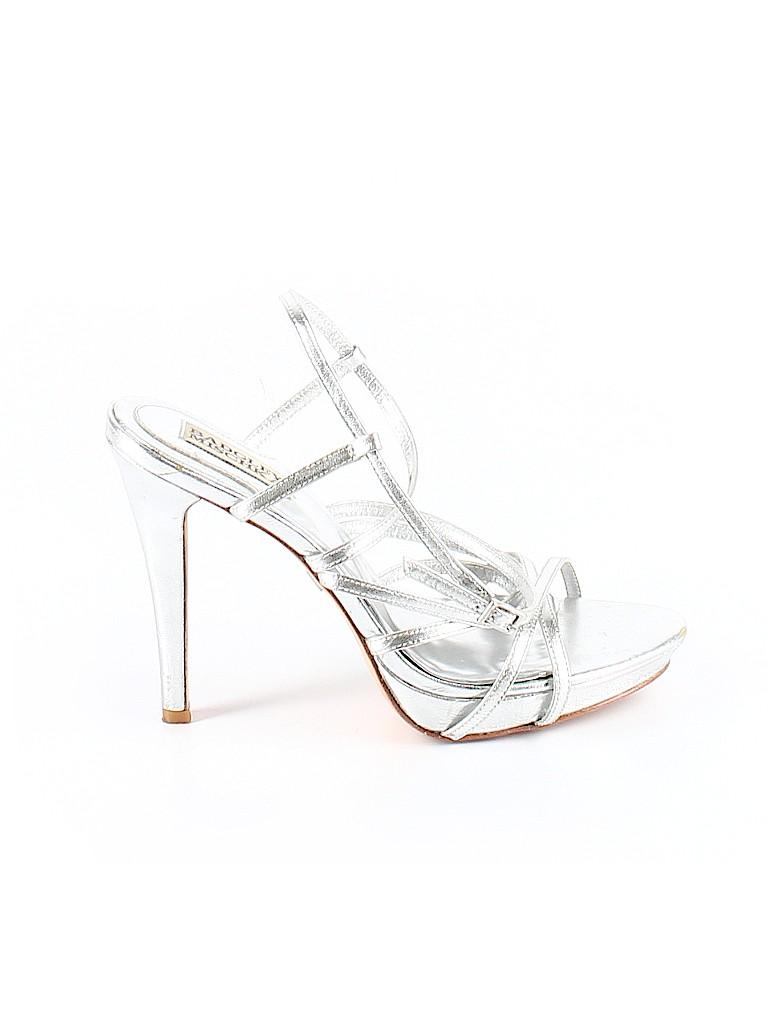 Badgley Mischka Women Sandals Size 8