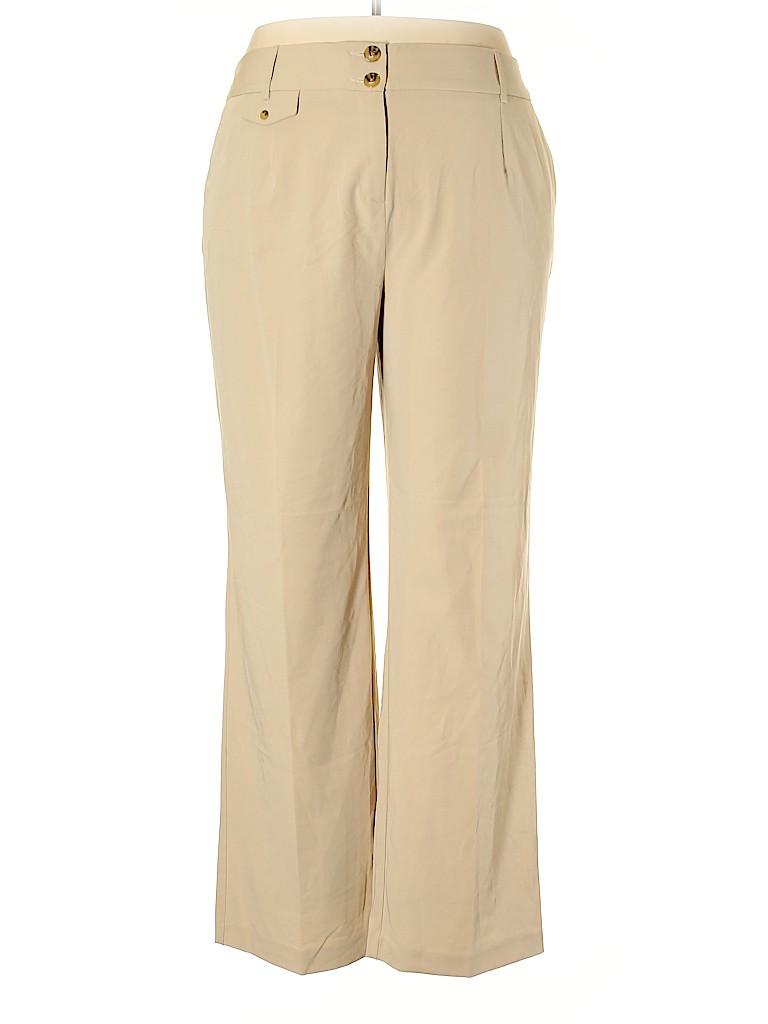 Cato Women Dress Pants Size 20 (Plus)