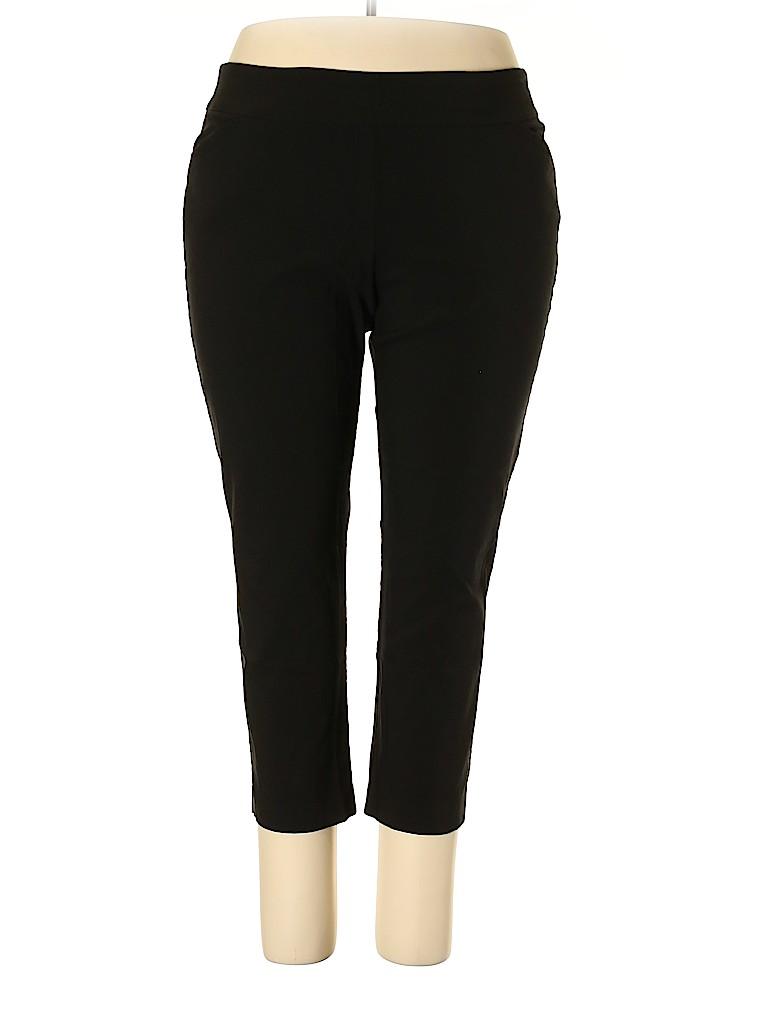 George Women Dress Pants Size 3X (Plus)