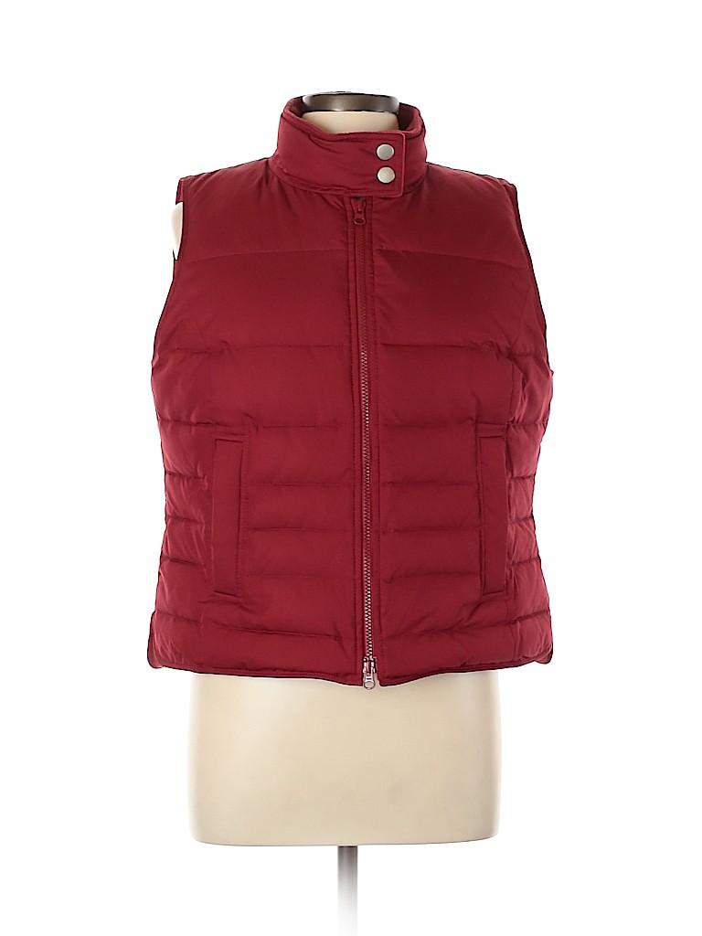 Ann Taylor LOFT Women Vest Size L