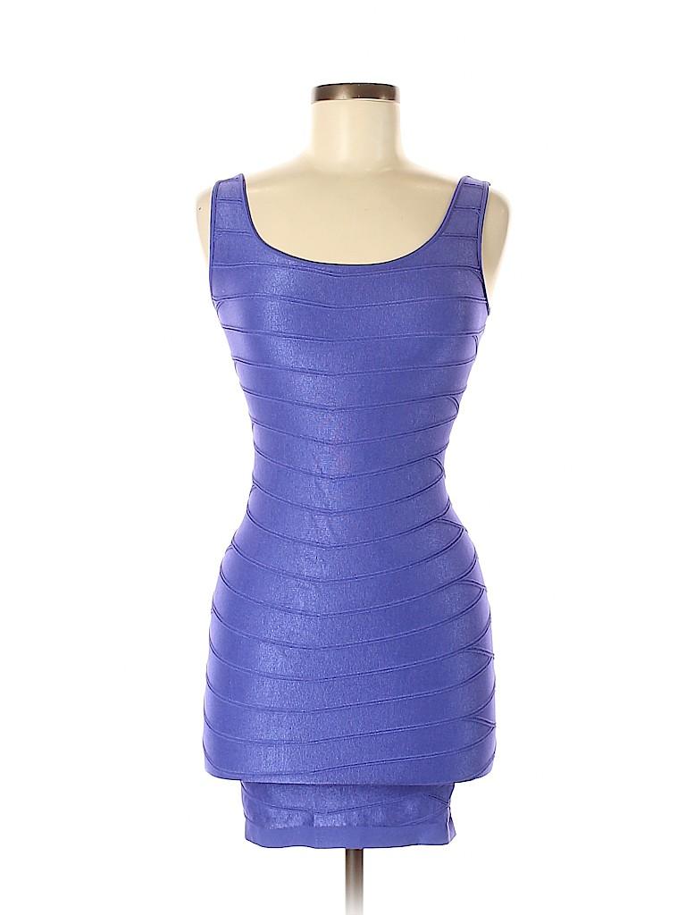 Arden B. Women Casual Dress Size Med - Lg