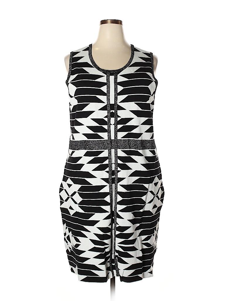 INC International Concepts Women Casual Dress Size 3X (Plus)