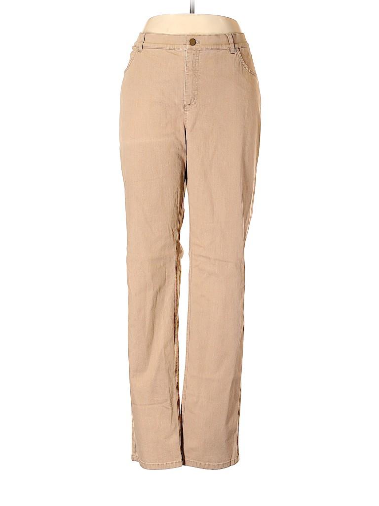 Lafayette 148 New York Women Jeans Size 16 (Plus)
