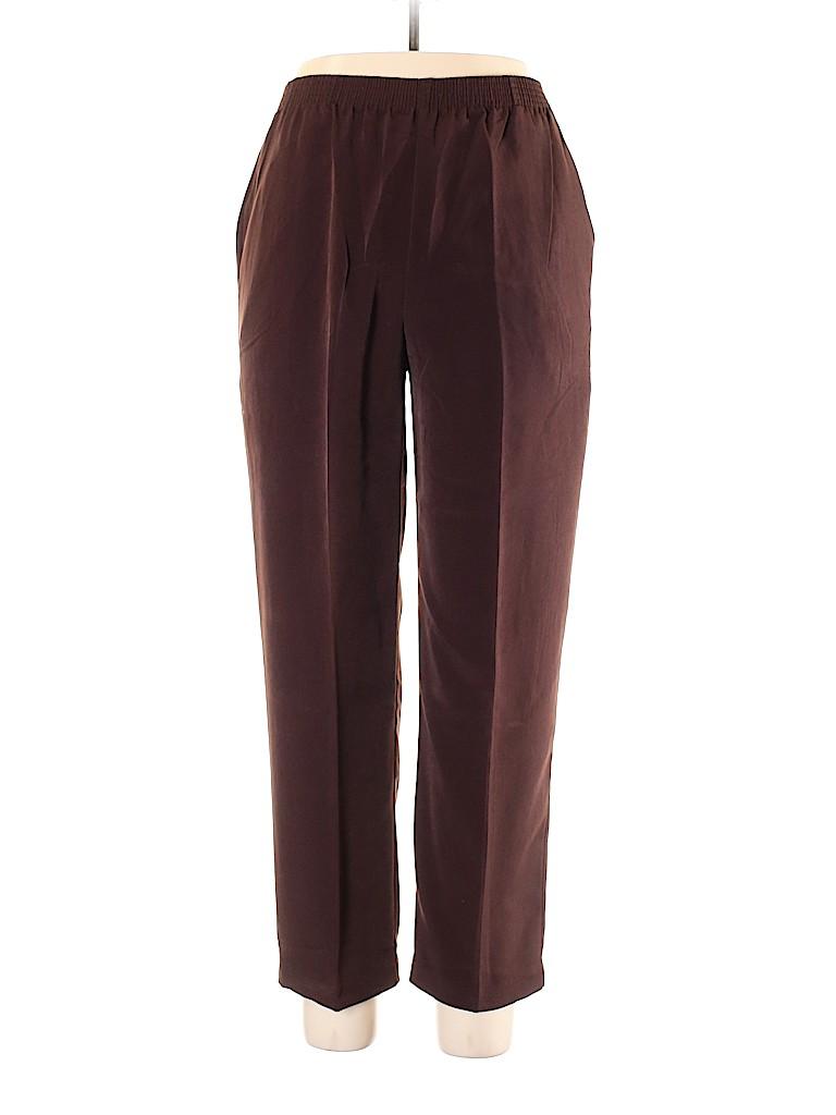 Briggs New York Women Casual Pants Size 14 (Petite)