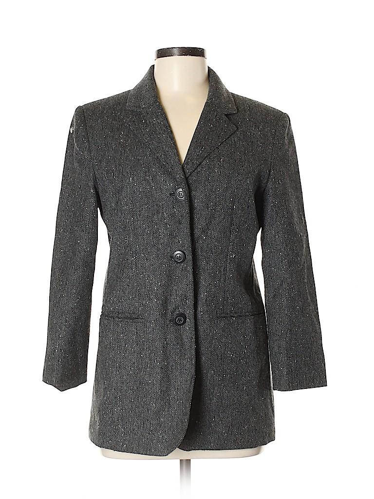 Lord & Taylor Women Blazer Size 8 (Petite)