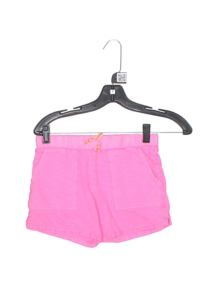 Crewcuts Girls Khaki Shorts Size 10