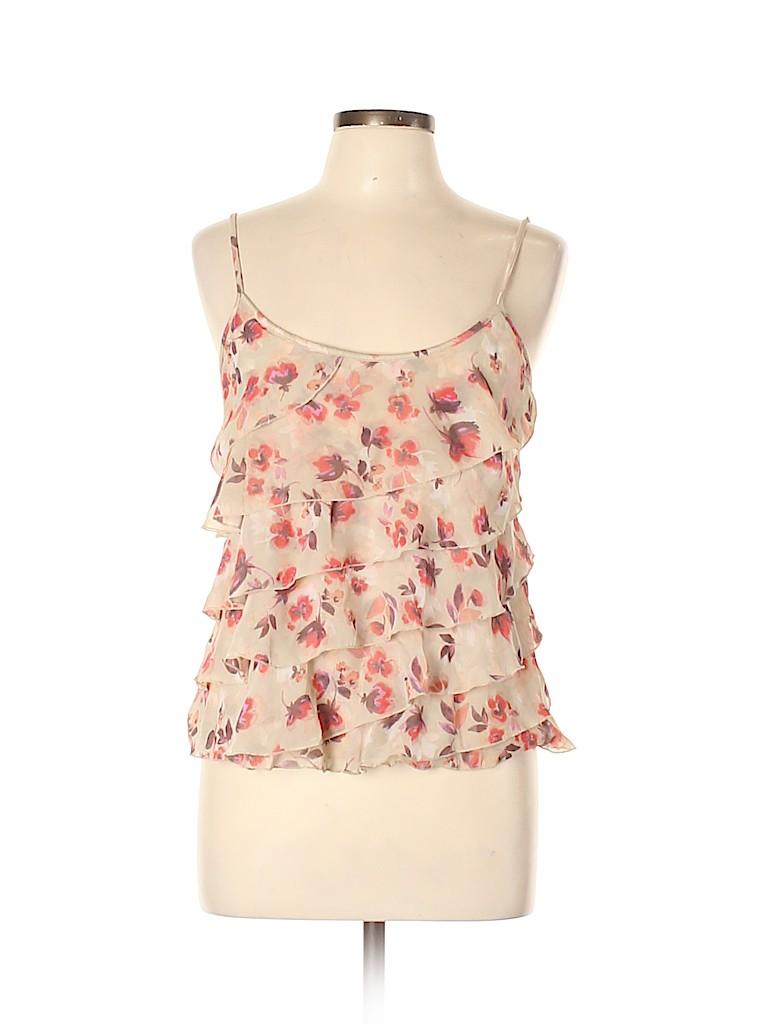 LC Lauren Conrad Women Sleeveless Blouse Size L