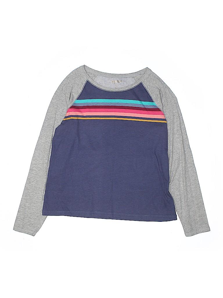 Arizona Jean Company Girls Long Sleeve T-Shirt Size 20 1/2 Plus (Plus)
