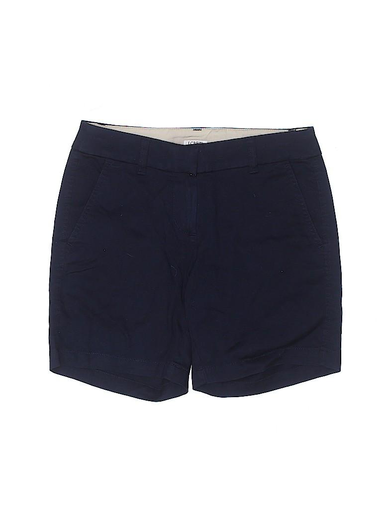 J. Crew Factory Store Women Khaki Shorts Size 00