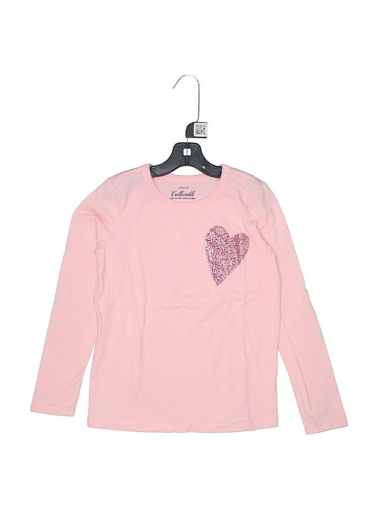 Crewcuts Girls Long Sleeve T-Shirt Size 8