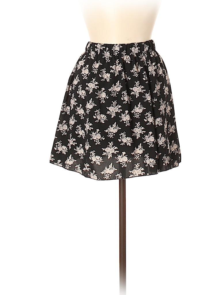 Miss Daisy Women Casual Skirt Size M