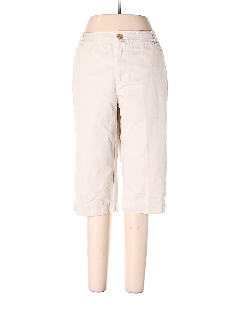 Liz Claiborne Women Khakis Size 16