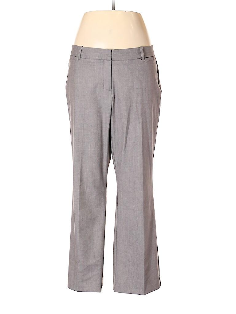 Worthington Women Dress Pants Size 12 Petite(S) (Petite)