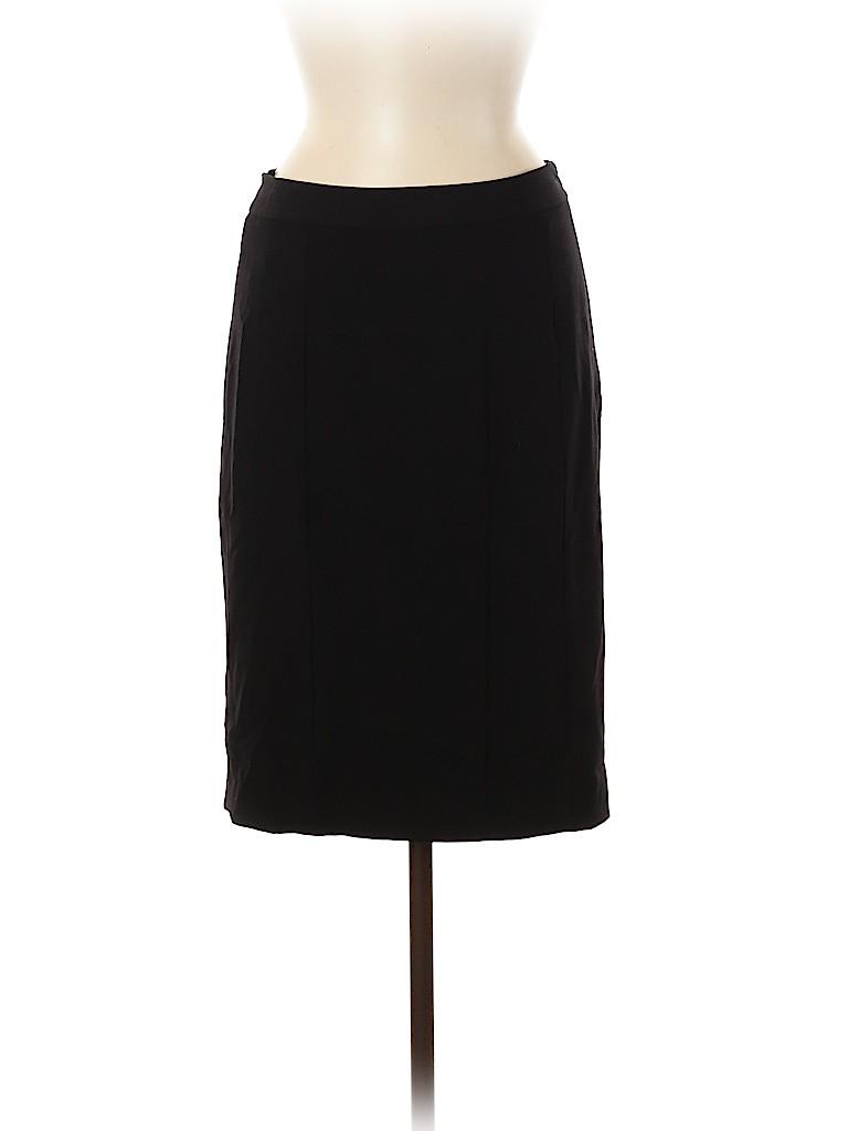 Lafayette 148 New York Women Casual Skirt Size 6