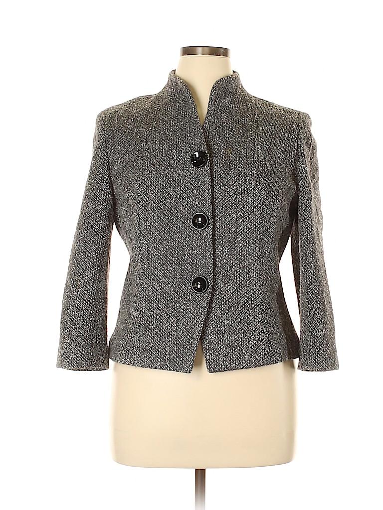 Jones New York Women Blazer Size 14 (Petite)