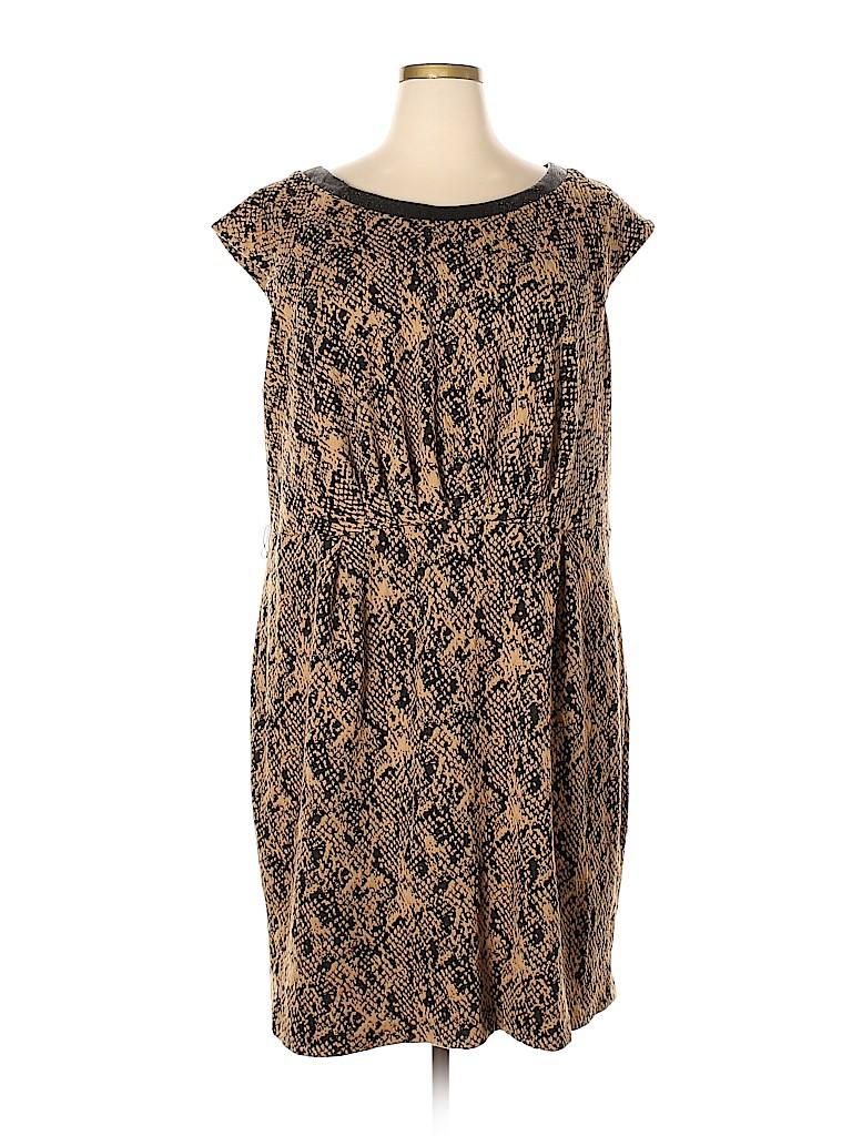Calvin Klein Women Casual Dress Size 24 (Plus)