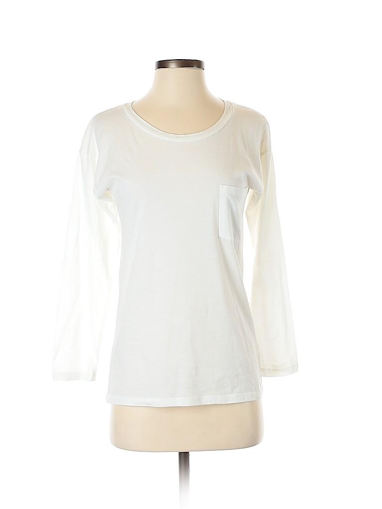 J. Crew Women Long Sleeve T-Shirt Size XS