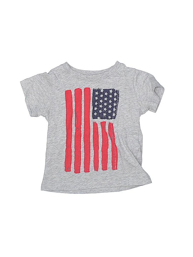 Carter's Girls Short Sleeve T-Shirt Size 18 mo