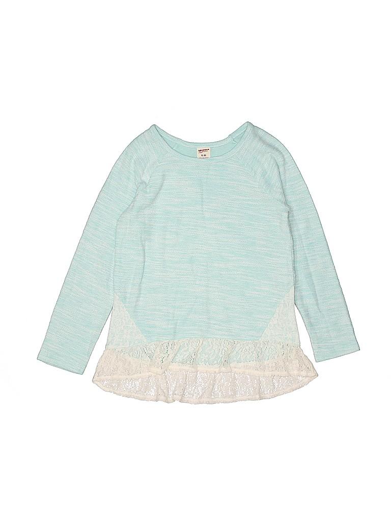 Arizona Jean Company Girls Long Sleeve Top Size 6X