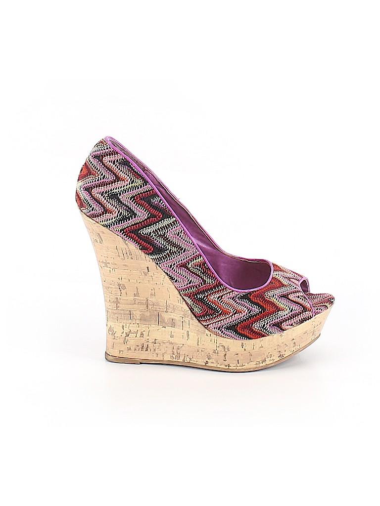 Shoedazzle Women Wedges Size 8 1/2