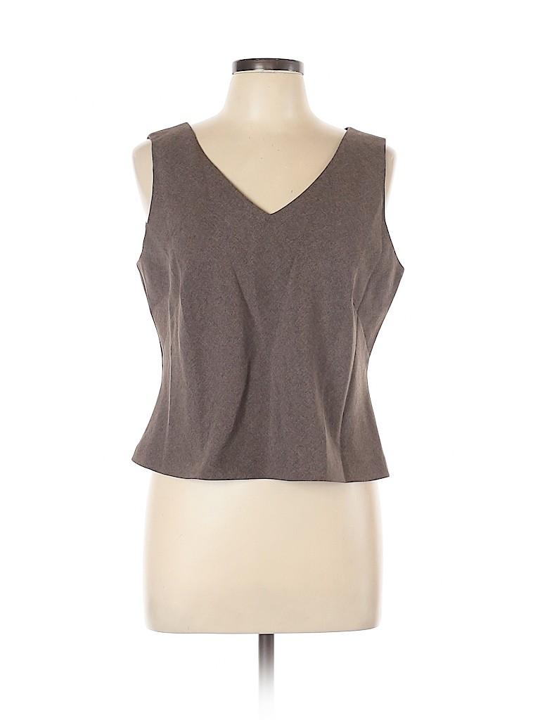 Studio I Women Sleeveless Blouse Size 12
