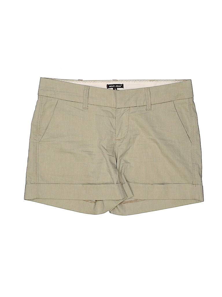 Dear John Women Shorts 28 Waist