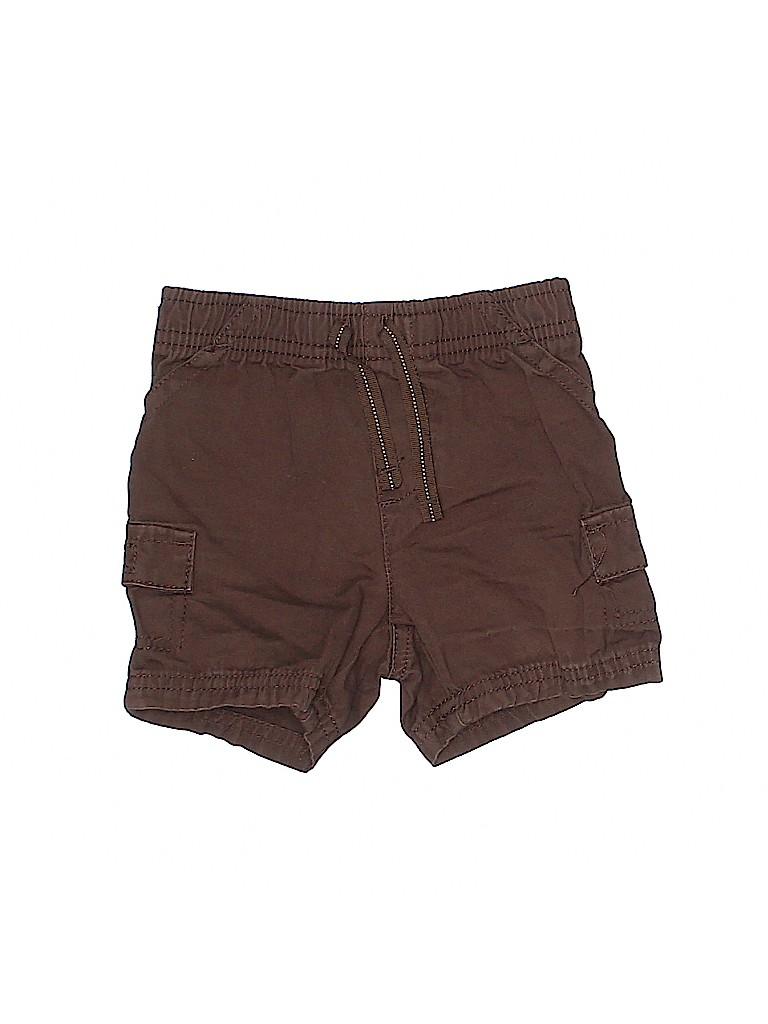 Jumping Beans Boys Cargo Shorts Size 6-9 mo
