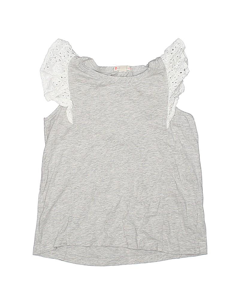 Crewcuts Girls Short Sleeve Top Size 6 - 7