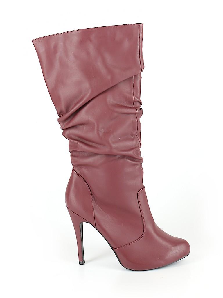 Shoedazzle Women Boots Size 9