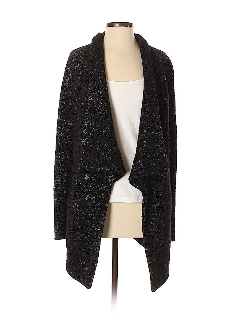 Theory Women Wool Cardigan Size S