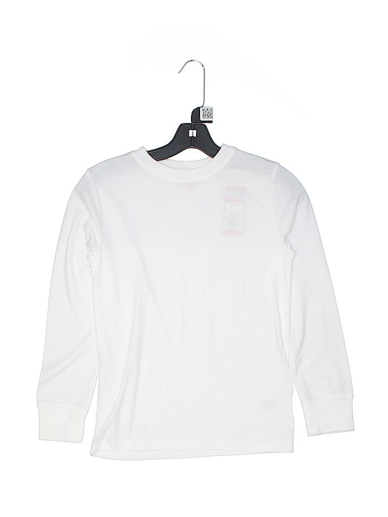 Cat & Jack Boys Long Sleeve T-Shirt Size 8 - 10