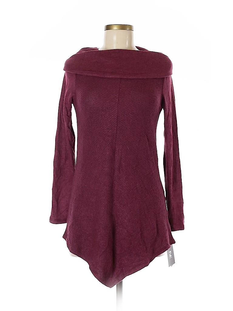 Iz Byer Women Pullover Sweater Size S