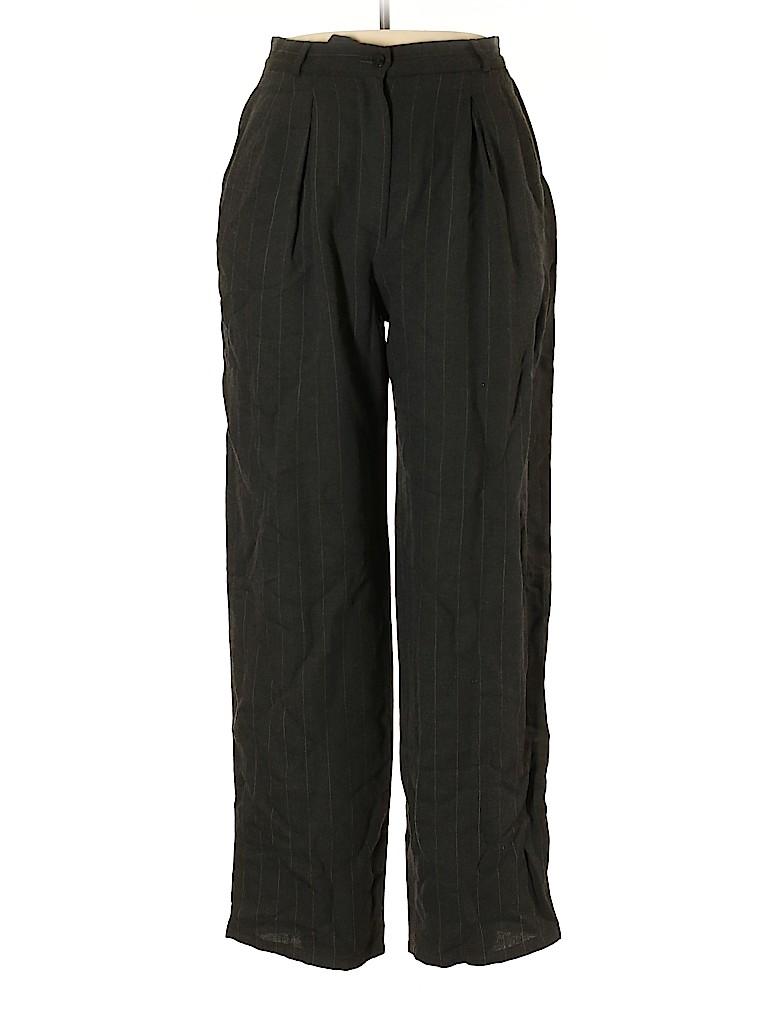 Armani Collezioni Women Wool Pants Size 14